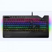KBD, ASUS ROG Strix Flare, Cherry MX Brown, RGB Aura Sync, Gaming, USB, Black