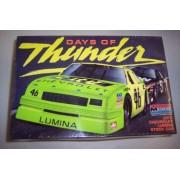 Days Of Thunder City Chevy Lumina Stock Car Model Kit