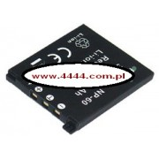 Bateria Casio NP-60 560mAh Li-Ion 3.7V