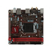 MSI B250I GAMING PRO AC Intel B250 LGA 1151 (Socket H4) Mini ITX motherboard