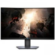 "Монитор Dell S3220DGF, 32"" Curved QHD AG, VA, 4ms, 3000:1, 400 cd/m2, 2560 x 1440 at 165Hz, AMD Radeon FreeSync, 99% sRGB, HDMI, DP, USB 3.0, Headphone-out, Audio Line-out, Height Adjustable, Swivel, Black, 5Y"