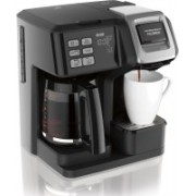 Hamilton Beach 1YF5RV395VVT 2 Cups Coffee Maker(Black)
