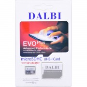 Memorie Card Micro SDHC + SD 8GB (Class 10) UHS-I