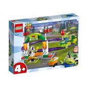 SENZATII TARI LA CARNAVALUL CU MONTAGNE RUSSE - LEGO (10771)