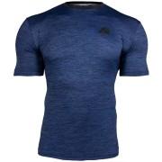 Gorilla Wear Roy T-shirt - Marineblauw - 4XL