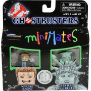 Ghostbusters Exclusive Minimates Mini Figure 2 Pack Possessed Janosz And The Statue Of Liberty