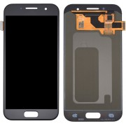 iPartsBuy for Samsung Galaxy A3 (2017) / A320 LCD Display + Touch Screen Digitizer Assembly(Black)