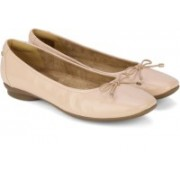 Clarks Candra Light Dusty Pink Bellies(Pink)