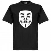 Retake Guy Fawkes T-shirt - schwarz - XL