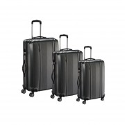 Juego 3 maletas ABS rigidas con giro 360º