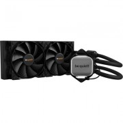 be quiet! Pure Loop 240mm, Intel 1200 / 2066 / 1150 / 1151 / 1155 / 2011(-3) square ILM; AMD: AM4 / AM3(+), 2x Pure Wings 2 120m