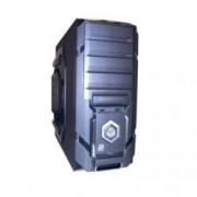Кутия JNC Rocker, ATX, черна, USB, без захранване