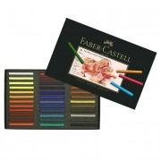 Creioane Pastel Polychromos 36 culori Faber-Castell