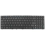 Tastatura Laptop Qoltec pentru Asus K52 / K52J / K52JK / K52JR / K52F (Negru)