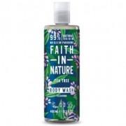 Faith in Nature teafa tusfürdő - 400 ml