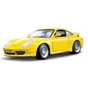 Porsche 911 GT3 Streetversion silber / silver 1:18 Bburago