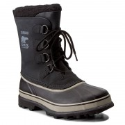 Sorel Śniegowce SOREL - Caribou NM1000 Black/Tusk 014