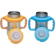 Toys Factoty baby feeding bottle 180ml (Set of 2)