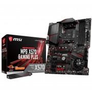 Tarjeta Madre MPG X570 Gaming Plus AM4 DDR4 RGB ATX