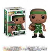 Isaiah Thomas: Funko Pop Sports X NBA Vinyl Figure + 1 Official Trading Card Bundle (21807)