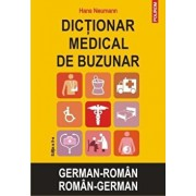 Dictionar medical de buzunar german-roman/roman-german. (Editia a II-a)/Hans Neumann