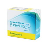 Bausch and Lomb PureVision 2 for Presbyopia (6 lentes)