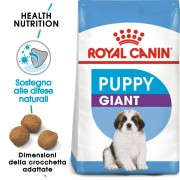Royal Canin Size Royal Canin Giant Puppy - Set %: 2 x 15 kg