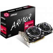 Grafička kartica MSI Radeon RX 570 ARMOR 8G OC, GDDR5 256 bit, PCI-E 3.0, HDMI, DL-DVI-D, DX 12
