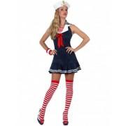 Disfraz de marinera sexy M / L