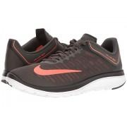 Nike FS Lite Run 4 Midnight FogHyper OrangeBlackWhite