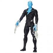 "Spiderman Spider-Man Marvel Ultimate Titan Hero Series Electro Figure, 12"""