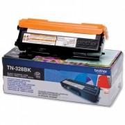 Brother TN-328BK Оригинална тонер касета за принтери Brother