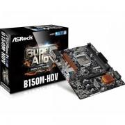 Asrock Intel Socket 1151 mATX MB ASR-B150M-HDV-RMA