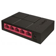 Switch 5 porturi 10/100/1000MBPS MS105 Mercusys