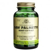 Solgar Saw Palmetto Berry Extract 60cps