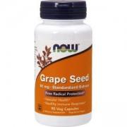 Гроздово семе - Grape Seed 60 мг. - 90 капсули - NOW FOODS, NF3252