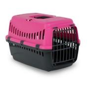 Cusca transport animale , Gipsy S , Plasitic 46X31X32 Pink Phanter Pet Star