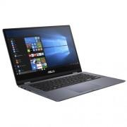 "ASUS Vivobook Flip 14 TP412FA-EC628T i7-10510U, 8GB, 512GB SSD, integr 14"" FHD Touch, Win 10, Silver"
