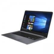 Лаптоп Asus X510UF-EJ680T, Intel Core i5-8250U, 15.6-инчов FHD екран (1920x1080) LED AG, 4GB DDR4, 1 TB HDD 5400rpm, GeForce MX 130, 90NB0IK2-M11580