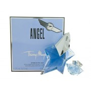 Thierry Mugler Angel 25ml Apă De Parfum + 5ml Apă De Parfum Refillable Set