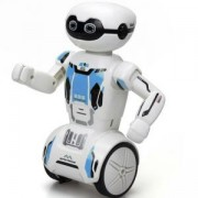 Интерактивна детска играчка - робот Silverlit MacroBot, 371080