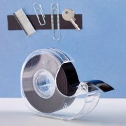 Banda magnetica autoadeziva cu suport