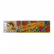 Betisoare parfumate Metro Milan, 18 buc
