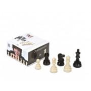 Piese de șah plastic DTG 86mm CUTIE