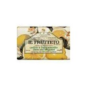 Il Frutteto Cidra e Bergamota Nesti Dante - Sabonete Frutal em Barra 250g