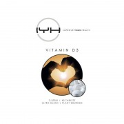 Improve Your Health Vitamine D3 2.500IU 60 vegan tabs - Improve Your Health