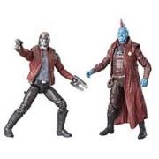 Set Figurine MVL 3.75 Legends Yondu & Star Lord Movie 2 Pack
