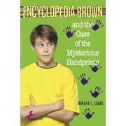 Encyclopedia Brown and the Case of the Mysterious Handprints, Paperback