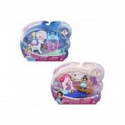 Movimientos Mágicos Con Vehículos - Disney Princess