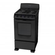 Estufa Mabe EI5020BAPN0 20 Pulgadas Color Negro